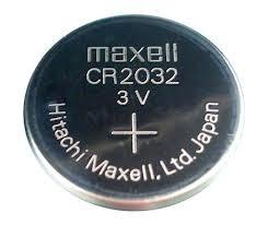 Maxell Lithium Knopfzelle CR 2032