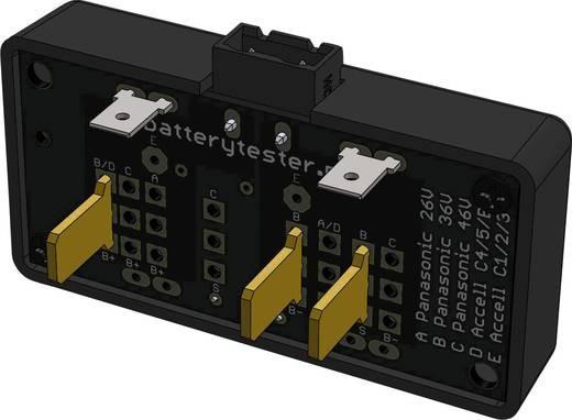 Batterytester Smart Adapter passend für Panasonic Next Generation (Flyer), 36V