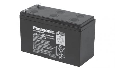 Panasonic Bleiakku LC-R127R2PG