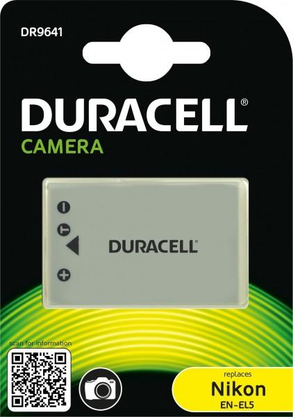 Duracell Digitalkamera und Camcorder Ersatzkku passend für EN-EL5