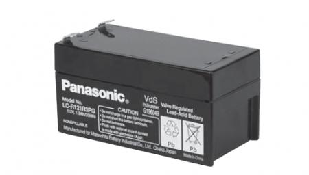 Panasonic Bleiakku LC-R121R3PG