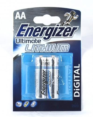 Energizer Lithium Rundzelle L 91 2B