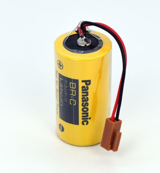 Panasonic Li-Ion Spezialakkupack BRCCF1TH mit Kabel und Stecker JAE IL-2S-S3