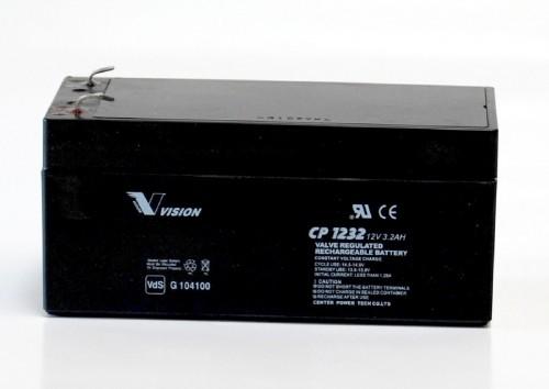Vision Bleiakku CP1232
