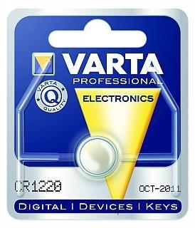 Varta Lithium Knopfzelle CR 1220 B