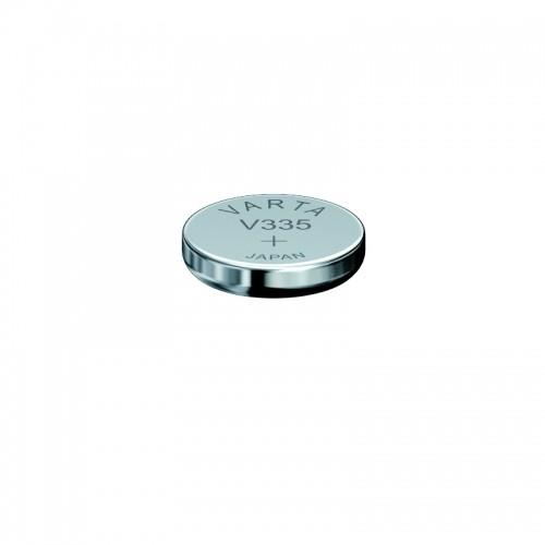 Varta Uhren-Knopfzelle 335