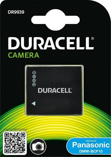 Duracell Digitalkamera und Camcorder Ersatzakku passend für DMW-BCF10
