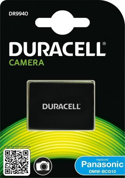 Duracell Digitalkamera und Camcorder Ersatzakku passend für DMW-BCG10