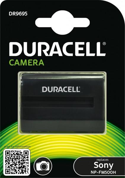 Duracell Digitalkamera und Camcorder Ersatzakku passend für NP-FM500H