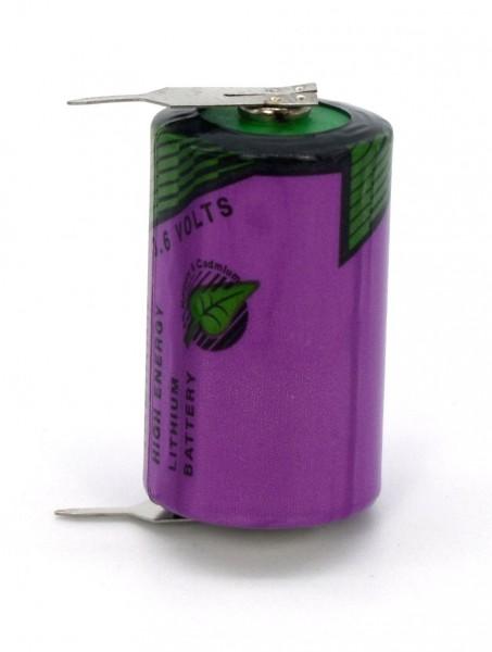 Tadiran Hochtemperatur Lithium Rundzelle SL-550PR