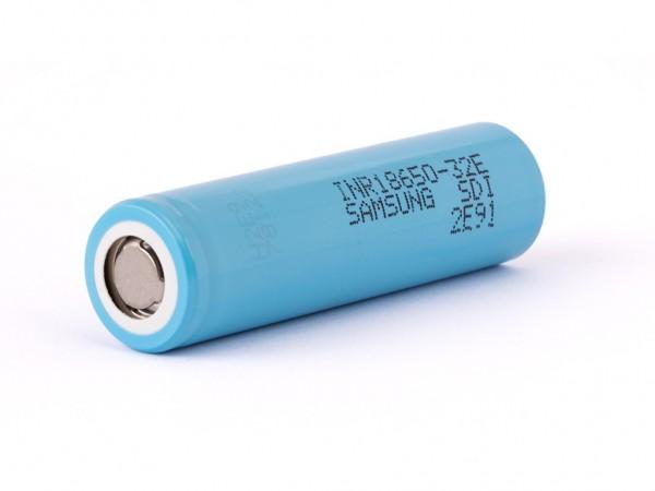 Samsung LI-ION Rundzelle INR18650-32E