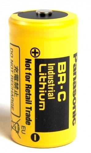 Panasonic Lithium Rundzelle BR-C
