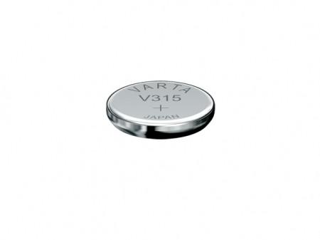 Varta Uhren-Knopfzelle 315