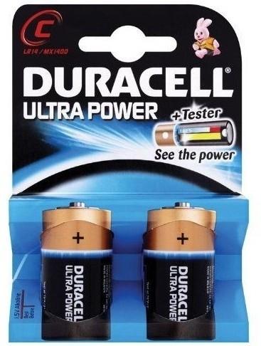 Duracell Ultra Power Alkaline Batterie MX1400