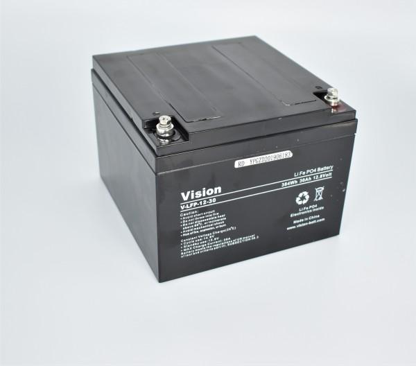 Vision LiFePo4 Batterie LFP1230