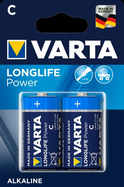 Varta Longlife Power Batterie 4914 / Blister