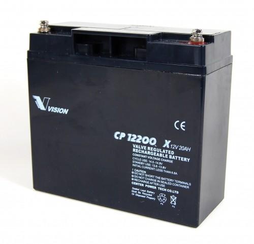 Vision Bleiakku CP12200X