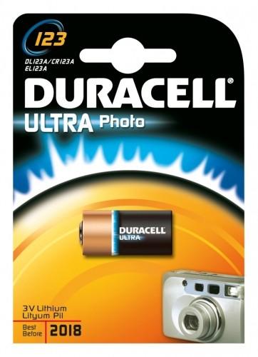 Duracell Lithium Rundzelle DL123A