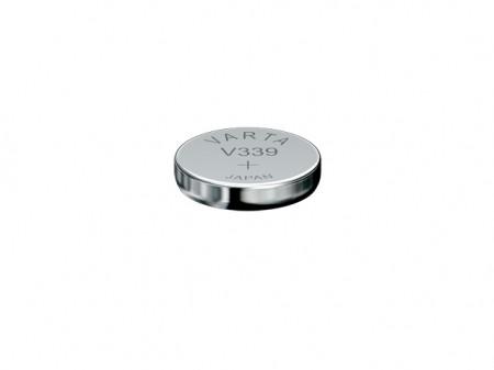 Varta Uhren-Knopfzelle 339