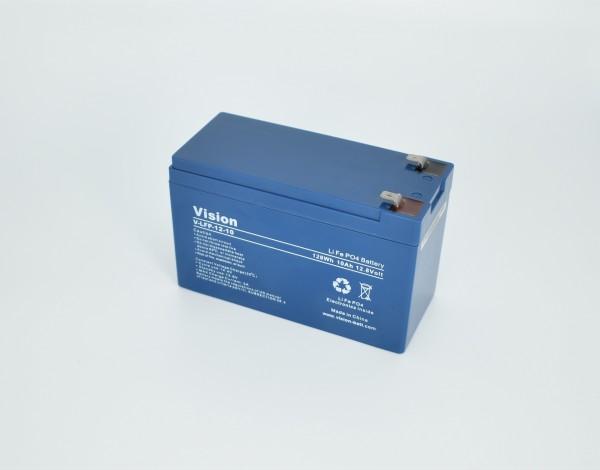 Vision LiFePo4 Batterie LFP1210
