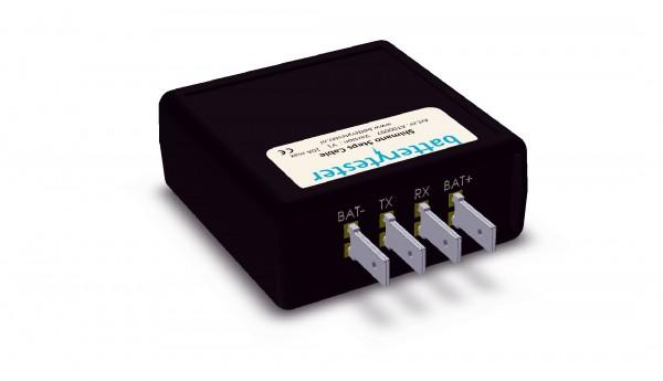 Batterytester Smart Adapter passend für Shimano Steps, 36V