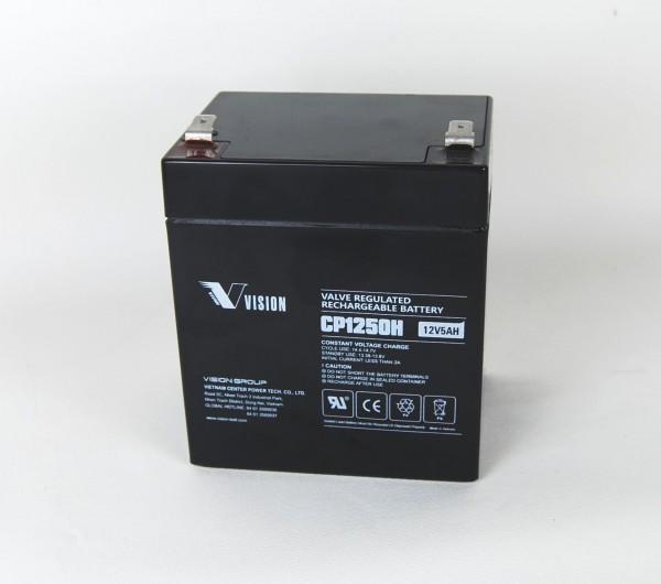 Vision Bleiakku CP1250HF2