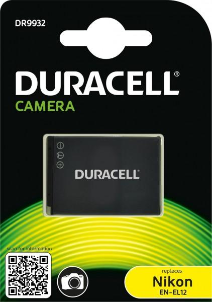 Duracell Digitalkamera und Camcorder Ersatzakku passend für EN-EL12