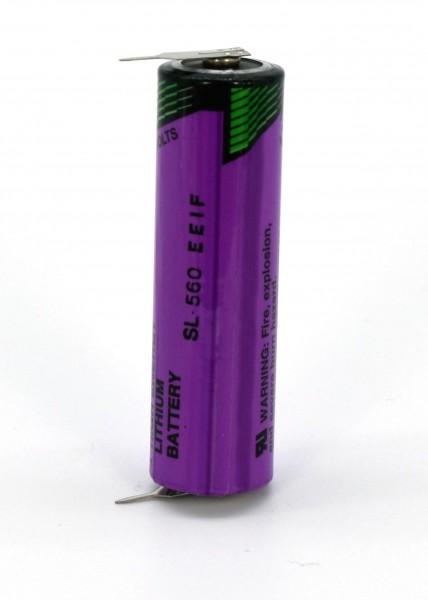 Tadiran Hochtemperatur Lithium Rundzelle SL-560PR
