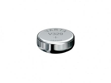 Varta Uhren-Knopfzelle 329