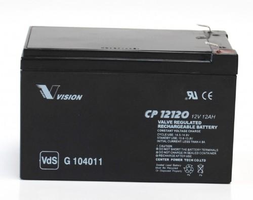 Vision Bleiakku CP12120F2