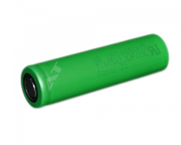 Sony LI-Mangan Rundzelle US18650V3