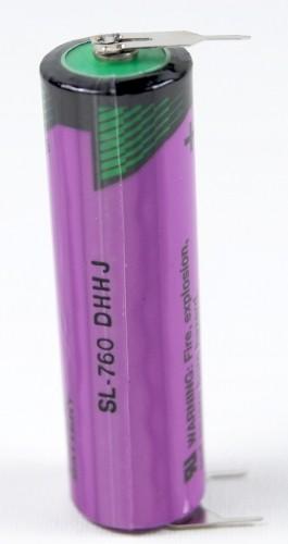 Tadiran Lithium Rundzelle SL-760PT