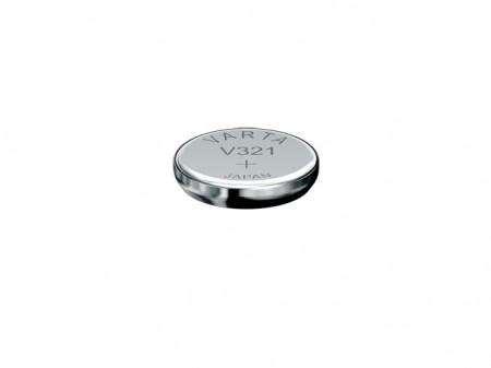 Varta Uhren-Knopfzelle 321