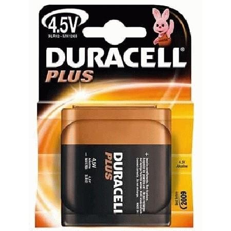 Duracell Plus Power Alkaline Batterie MN1203 Blister