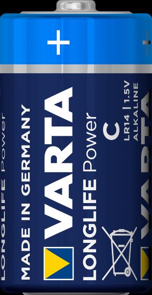 Varta Longlife Power Batterie 4914