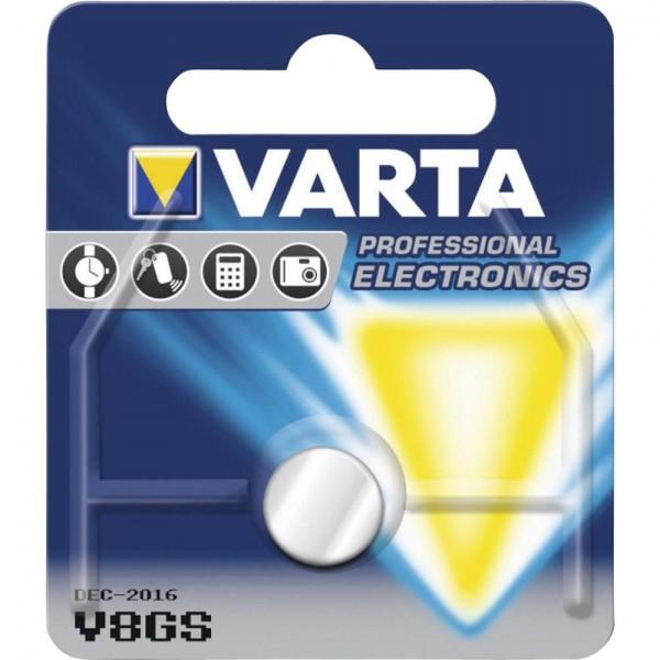 Varta Photo-Batterie 8 GS/V 391 Blister
