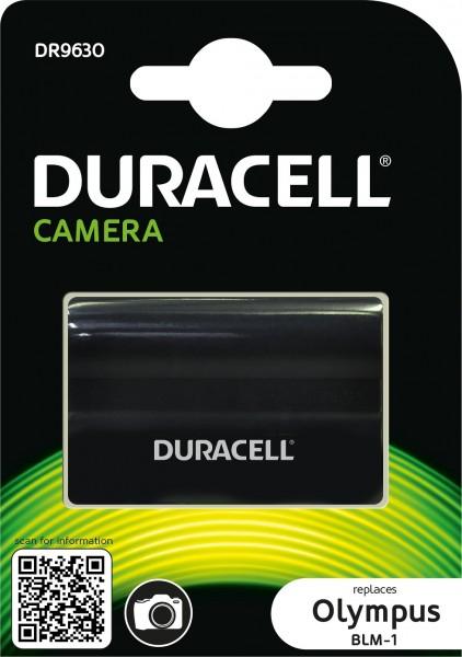 Duracell Digitalkamera und Camcorder Ersatzakku passend für BLM-1