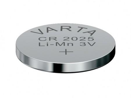 Varta Lithium Knopfzelle CR 2025
