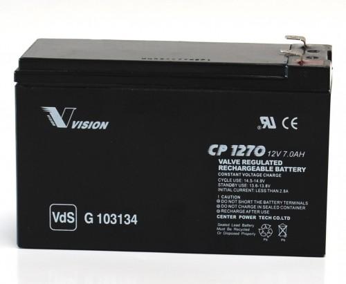 Vision Bleiakku CP1270F2